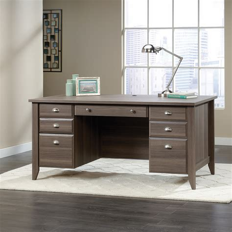 sauder shoal creek executive desk sauder shoal creek executive desk
