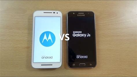 G Samsung J5 Samsung Galaxy J5 Vs Moto G 3rd Speed Test