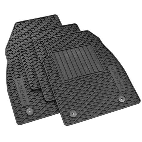 Insignia Car Mats by Vauxhall Tailored Insignia Genuine Car Floor Mats Set