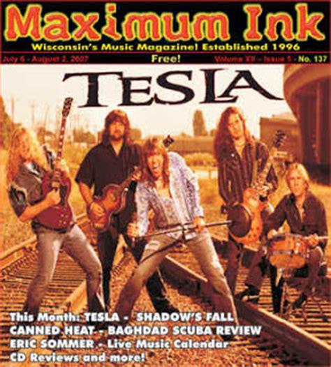 Tesla Shine Away Rock Metal Links Tesla Discography