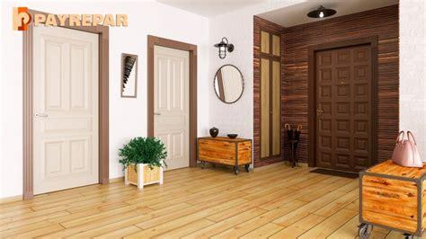 tipos de puertas de madera interior tipos de puertas de madera seg 250 n acabado interior