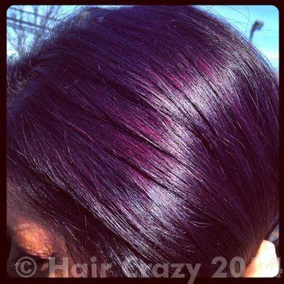aubergine hair color eggplant hair colors on eggplant hair plum