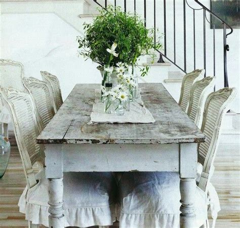 shabby chic dining room tables french shabby chic dining room table design pinterest