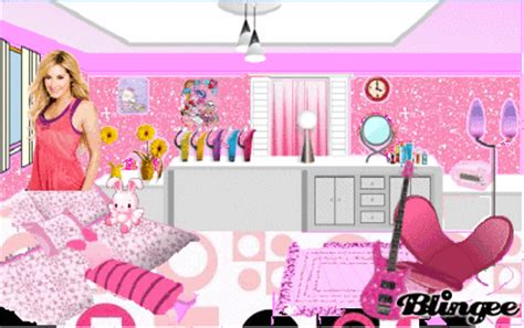 sharpay evans bedroom weired ashley tisdale bedroom picture 80071064 blingee com