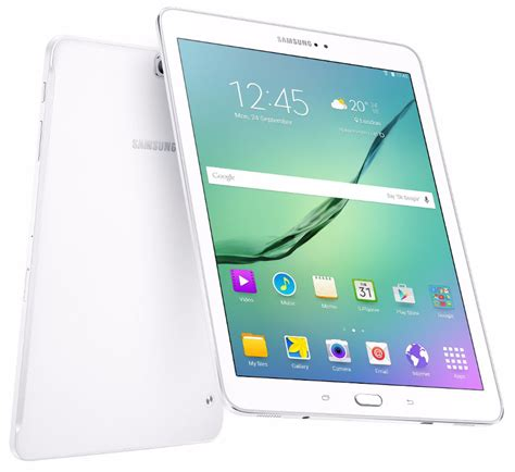 Samsung Tab S2 9 7 Inch samsung galaxy tab s2 9 7 with qxga amoled display 4g lte launched in india for rs 39400