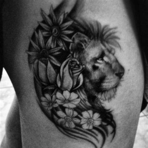 girl lion tattoo designs 100 mysterious ideas to ink with