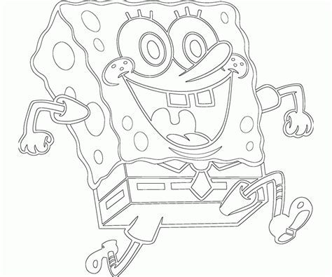 spongebob squarepants and sandy cheeks az coloring pages