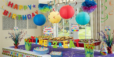 rainbows and sparkles birthday party ideas birthdays rainbow birthday party supplies party city