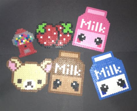 perler bead pictures perler perler food logos the