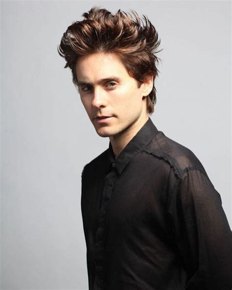 Jared Leto Hairstyles by 70 Remarkable Jared Leto Haircuts Become A Trendsetter 2018