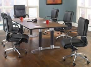 contemporary meeting room table