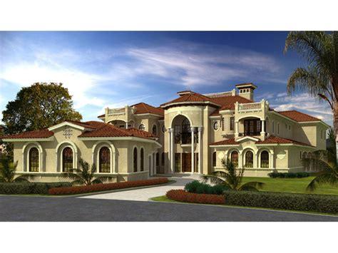 spanish villa style homes spanish villa house plans