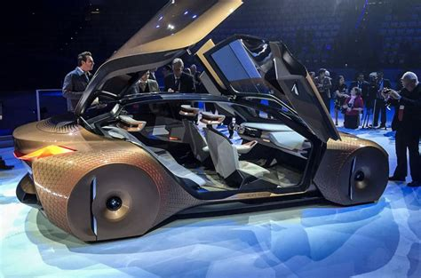 Futuristic Home Interior by Bmw Vision Next 100 Concept Car Unveiled Plus Video