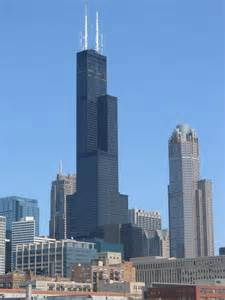 Willis Tower Chicago by Best Structures Sears Tower In Chicago
