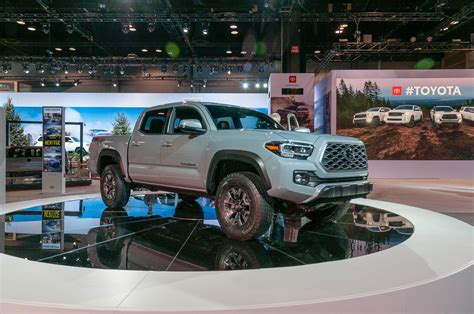 2020 Toyota Tacoma Updates by 2020 Toyota Tacoma Updated To Maintain Edge In Mid Size