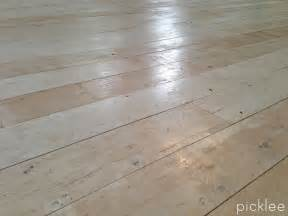 plywood floor white wood farmhouse floor