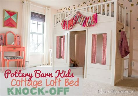 pottery barn cottage loft bed pottery barn cottage loft bed knock off