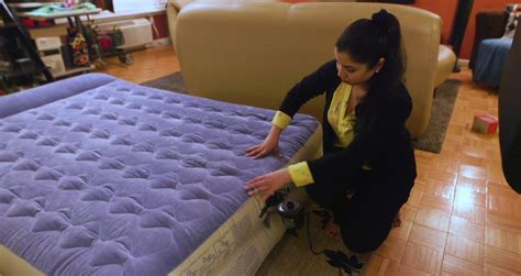 consumer reports puts air mattresses   test