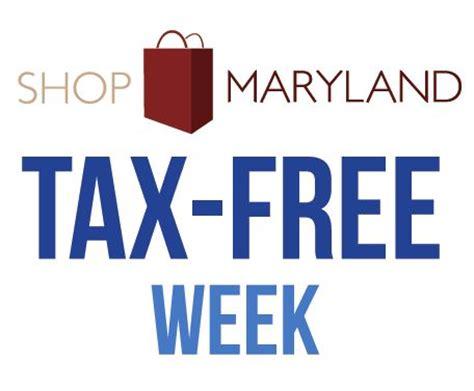 lower eastern shore news maryland tax free week