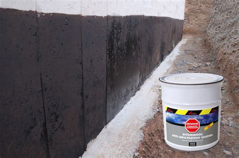 foundation waterproofer waterproof underground building