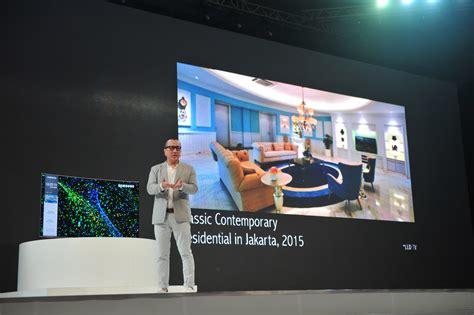 Tv Samsung Di Bandung samsung perkenalkan rangkaian premium qled tv di indonesia destinasi bandung