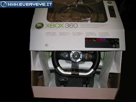 volante xbox 360 prezzo speciale xbox360 wireless racing wheel everyeye it
