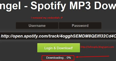 download mp3 from spotify url spotify mp3 downloader silentangel explo