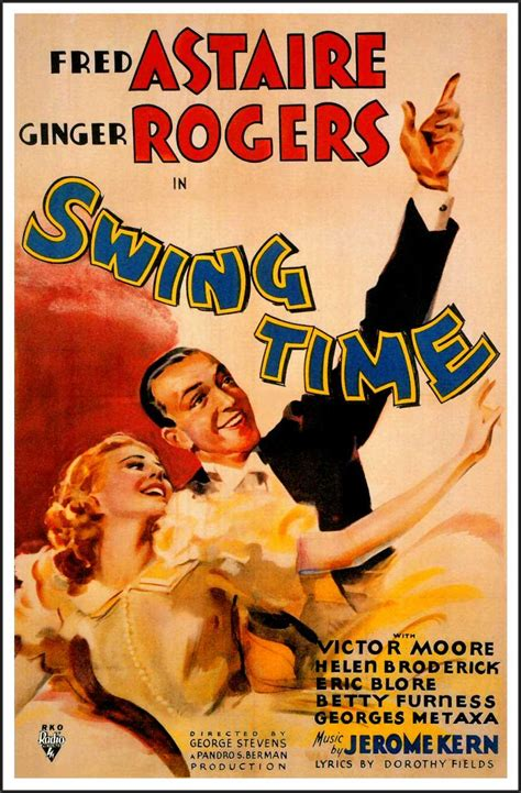 swing time swing time 1936 journeys in classic