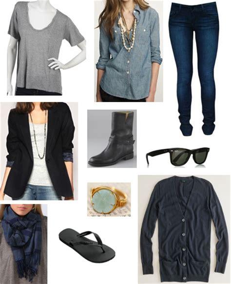 10 Wardrobe Essentials by 10 Wardrobe Essentials The Style Eater