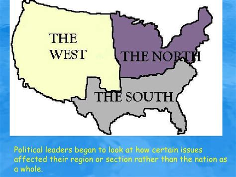 Causes Of The Civil War Sectionalism States Rights