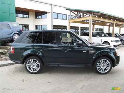 green range rover 2013 aintree green metallic land rover range rover sport