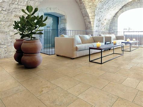 panaria piastrelle pavimento in gres porcellanato effetto pietra solis
