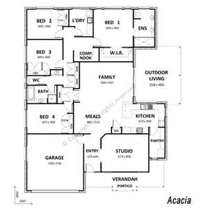 Designing Floor Plans by Quality Sustainable Innovative Home Designs By Toowoomba
