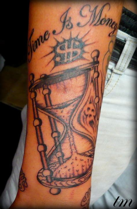 time is money tattoo picture at checkoutmyink com