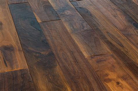 Builddirect Flooring by Jasper Hardwood Mountain Home Artisan Collection Walnut