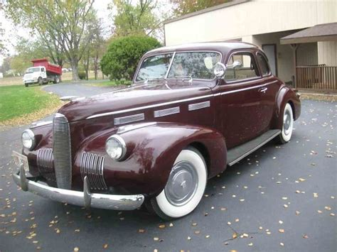 cadillac lasalle 1940 cadillac lasalle for sale classiccars cc 993282