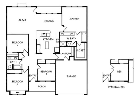 hayden homes hudson floor plan