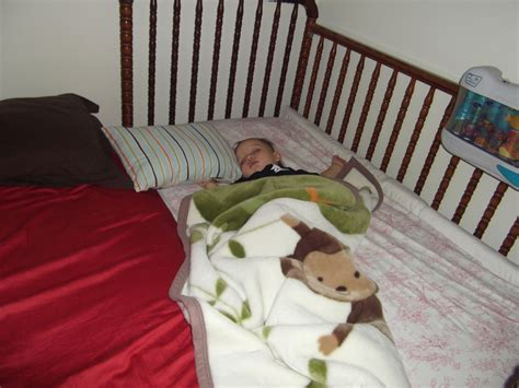 Baby Sleeps On Side In Crib 17 Best Images About Sidecar Crib On Car Bed Co Sleeper And Crib Sets