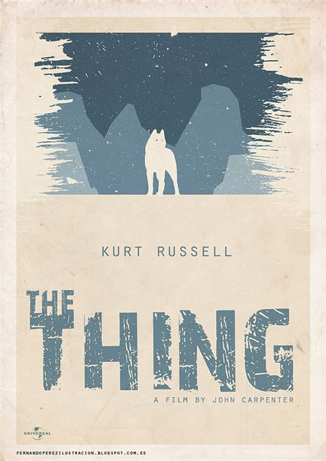the thing minimalist poster 1000 images about on minimal