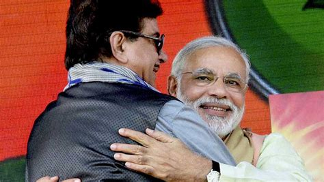 narendra modi took election losers in cabinet shatrughan darpan magazine news entertainment lifestyle