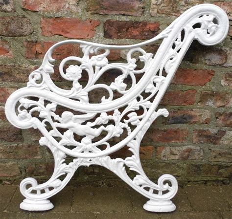 victorian bench ends the 22 best images about cast iron bench ends on pinterest