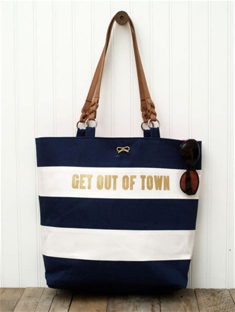 nautical tote bag pattern nautical kate spade knock off allfreesewing com