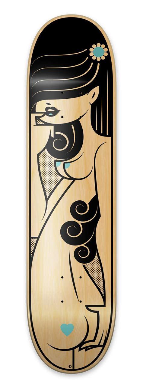 Skateboard Design Vorlagen 295 besten logo pictogram bilder auf