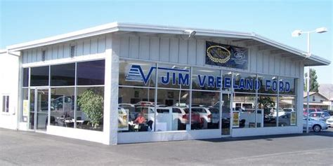 vreeland ford jim vreeland ford car dealership in buellton ca 93427