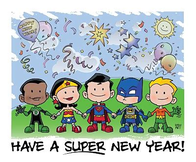 new year activities dc a new year r dccomics you re an awesome