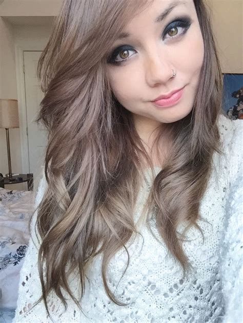 ash brown hair color my hair is now toned to an ash brown colores ash
