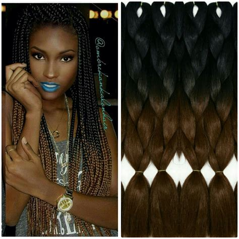 how to do ombre box braids dark chocolate ombre box braids ombr 233 braiding hair