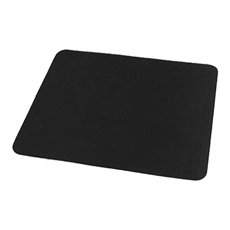 Mouse Pad Laptop bsbl black optical mouse pad for laptop pc in mouse pads
