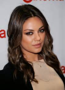 fashion trends mila kunis with and trendy