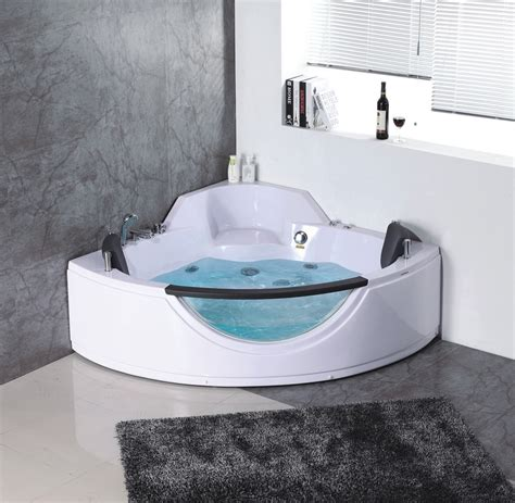 Walking Bathtub by Walk In 2person Bathtub With Pillow Whirlpool Buy